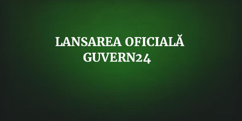[:ru]Официальное открытие платформы GUVERN24.md[:ro]Lansarea oficială a platformei GUVERN24.md[:en]Official Launching Event of GUVERN24.md Platform[:]