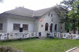 Restoration of a Neoromanian style museum from Singerei