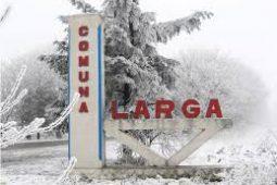 Amenajarea pieții agricole din Larga