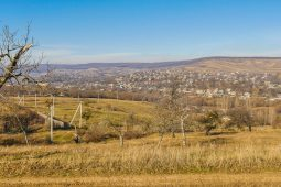 Ciorești – un sat salubrizat