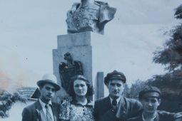 King Ferdinand bust restoration
