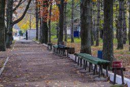 Parc Modern în Ungheni