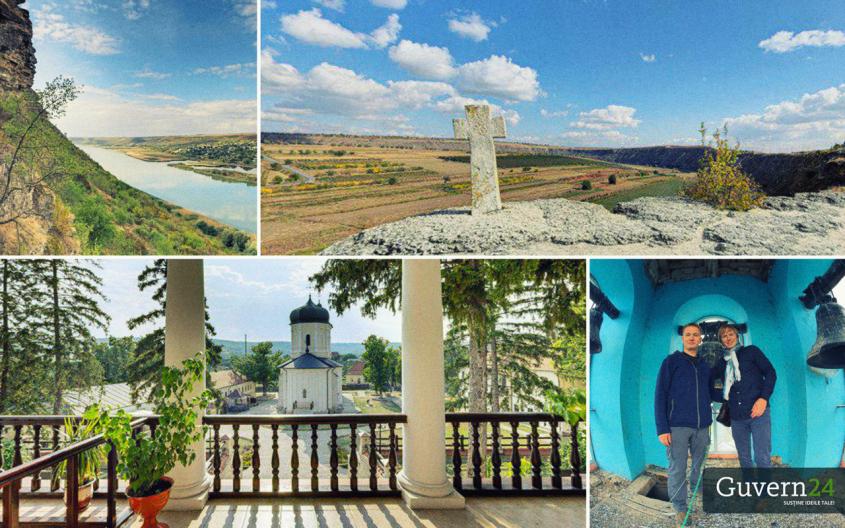 Susține crearea tururilor virtuale prin Moldova