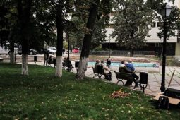 Cehov Square: More space to relax