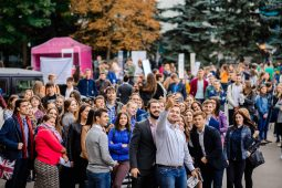 ",,Student Fest"" – first student festival in Moldova."