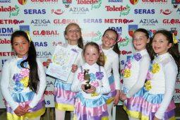 """""""CIMISLIA DANSEAZA"""" at a festival in Belarus"""