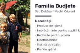 Support campaign for Dubasarii Vechi inhabitants