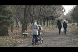 Dondușenenii modernizează parcul