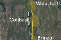 Serviciul de Pompieri Voluntari la Colibași, Vadul lui Isac și Brânza